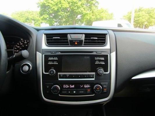 2017 Nissan Altima >> 2017 Nissan Altima 2 5 Sv